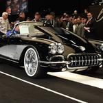 See the highest priced cars and the top charity cars from Barrett-Jackson 47th Annual Scottsdale Auction