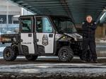 Polaris provides Minneapolis police with custom off-road vehicles for Super Bowl patrolling (photos)