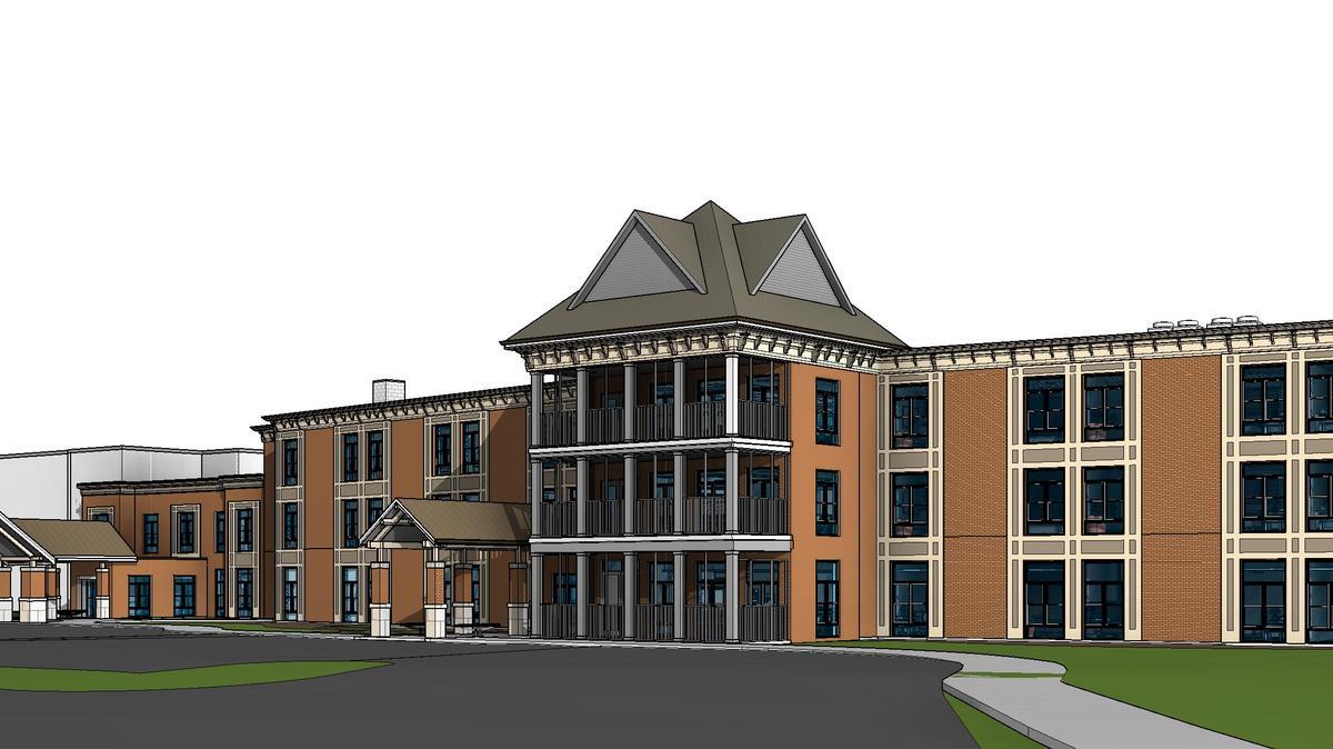 8b1203853b58 Greater Cincinnati health care firm begins multimillion-dollar renovation  of campus