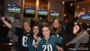 With Super Bowl fever in the air, are you stocking up on Eagles gear?