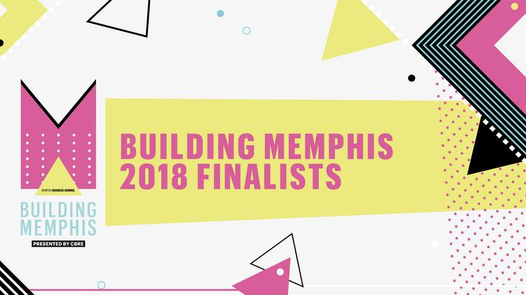 Building Memphis 2018 Project of the Year winner is