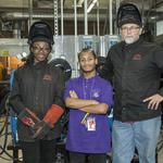 Grooming talent: 'Early college model' at Bradley Tech lifts workforce