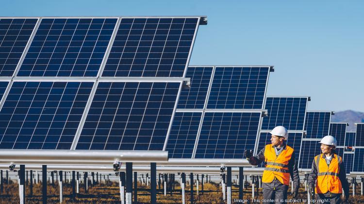 Solar project could be largest in U S  - Cincinnati Business