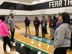 Bradley Tech students tour Bucks facilities in culmination of TechTerns program