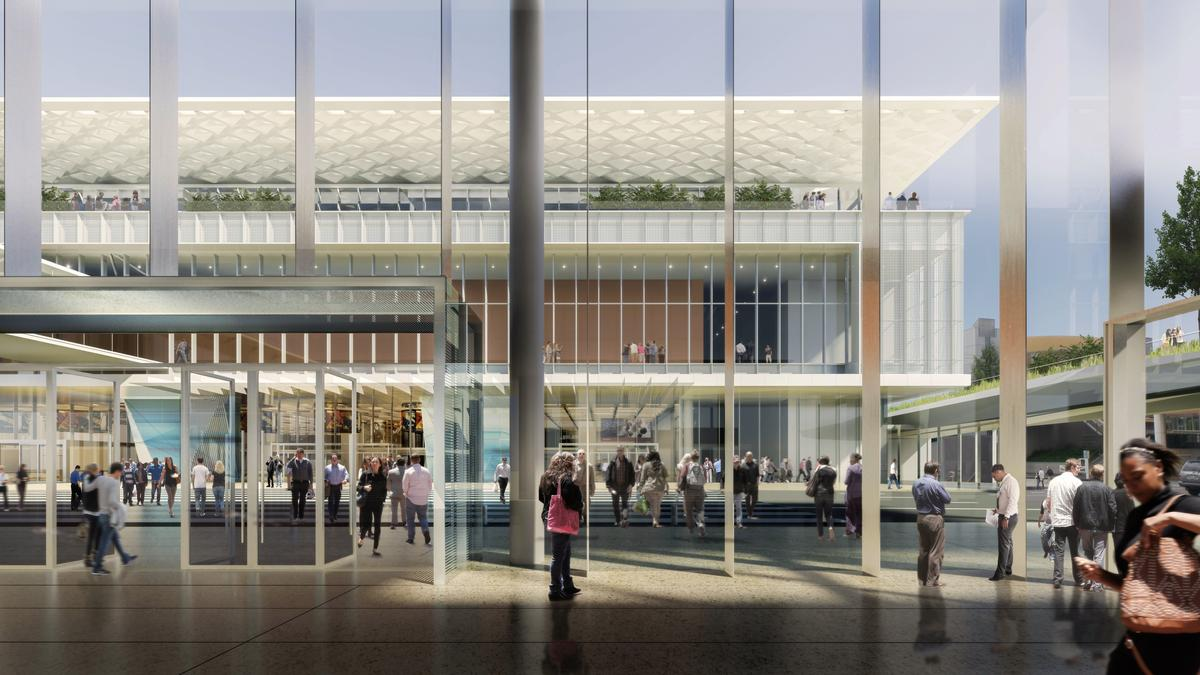 Moscone Center completion prompts record-high number of