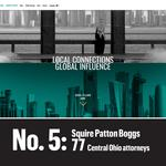 Top of the List: Central Ohio's largest law firms – and changes for 2018