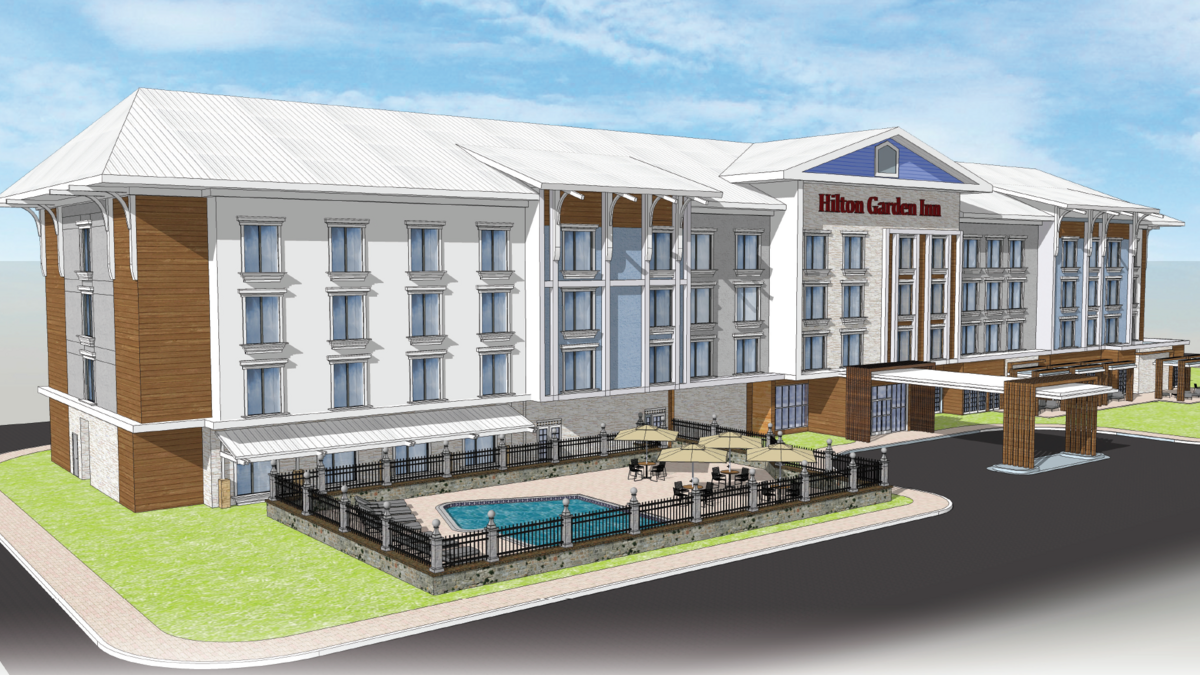 Hilton Garden Inn Planned For Apopka Here S A First Look