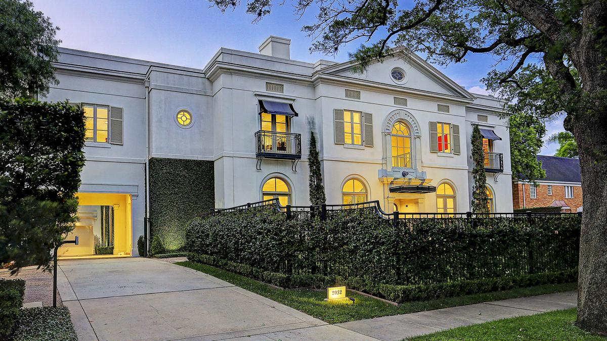 Photos see the top 10 most expensive houston homes sold in december 2017