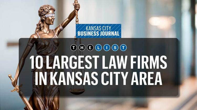Top 50 law firms in KC - Kansas City Business Journal