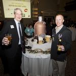 Beer and cake - See Milwaukee business leaders celebrate city's birthday: Slideshow