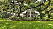 Lush 17 acre property on Lake Weir for $2,000,000