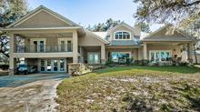 Lakefront home on 169 acres for $1,700,000