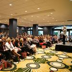Women's Conference: Tips on better negotiating, jump-starting community involvement