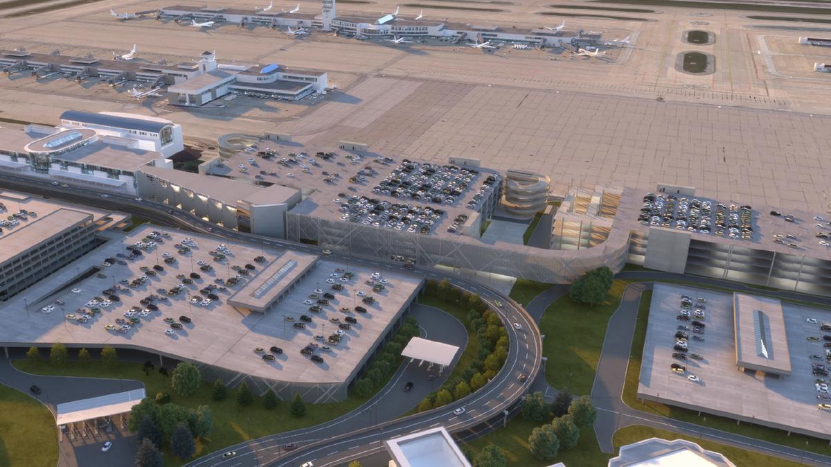 Messer Construction Lands $150 Million Project At
