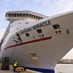 Carnival's new Miracle ship sails into Port Tampa Bay (Photos)