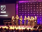 Beckham, partners awarded MLS franchise in Miami