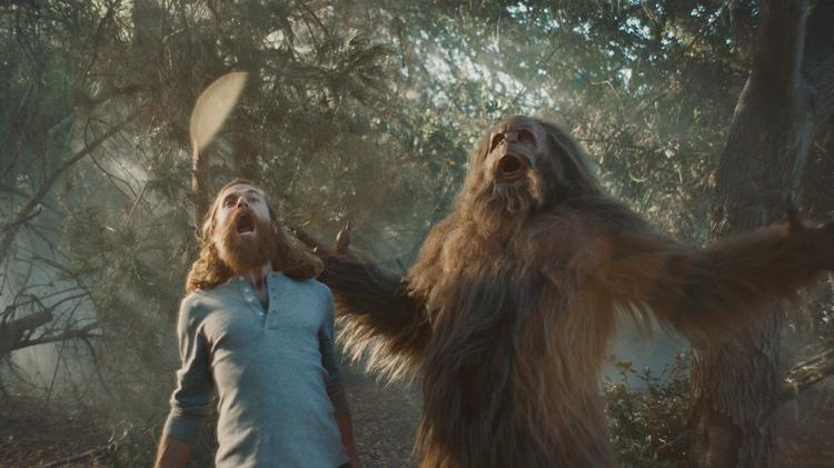 Jack Link's beef jerky's latest 'Sasquatch' campaign to