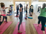 Local yoga studio stretches to the Westside