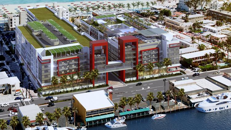 Costa Hollywood Beach Resort Is Expected To Open In Spring 2018