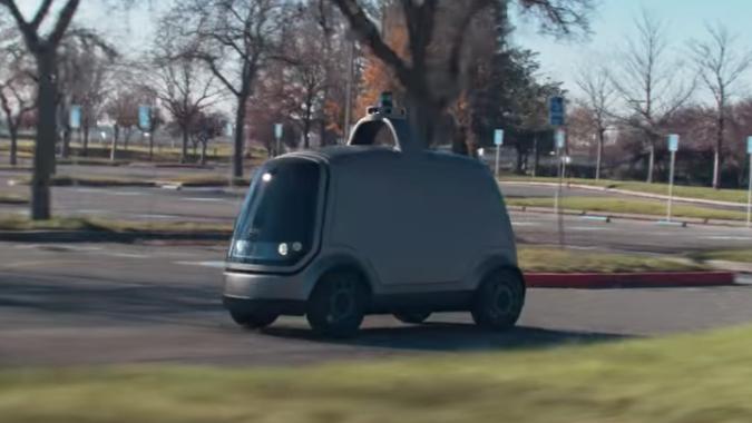 Google veterans' Mountain View autonomous driving startup