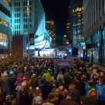 Host Committee defends Super Bowl messaging, says 1 million people did come downtown