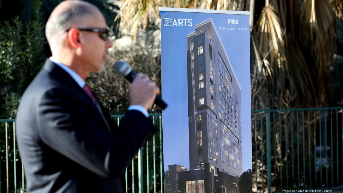 The Arts Residences At The Thompson Hotel Breaks Ground In