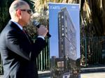 $116M downtown hotel, condo development begins