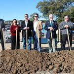 Construction on luxury hotel underway in Boerne