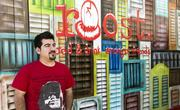 Kevin Naderi, Roost's owner and chef