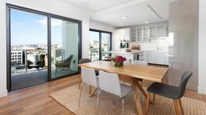 Experience Intelligent Luxury Living at 1450 Franklin Penthouse Residence