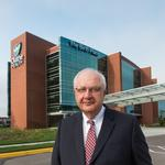 After 47 years helping Olathe Health 'blossom,' CEO <strong>Devocelle</strong> will retire