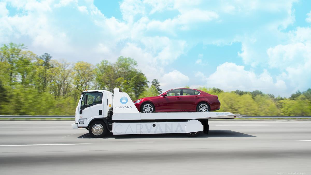 Raleigh Car Dealerships >> Carvana expands its free delivery of cars into the Triad - Triad Business Journal