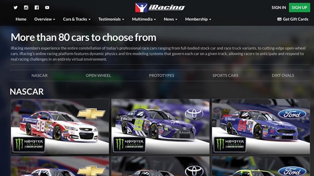 NASCAR teams building esports effort - L.A. Biz