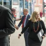 Report: Unlike Mayor Barry, predecessors didn't travel far with security