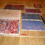 Phoenix Elementary students exhibit <strong>Jackson</strong> Pollock inspired art