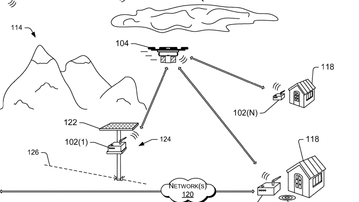 Amazon patents drone delivery beacons that could earn customers cash - Puget Sound Business Journal