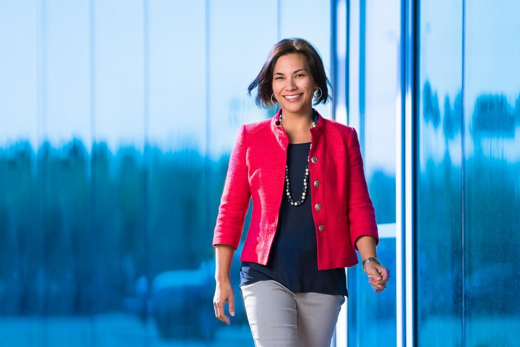 Portrait of entrepreneur, Tisha Marie