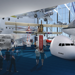 Delta joins major airlines in donating millions to Air and Space Museum overhaul