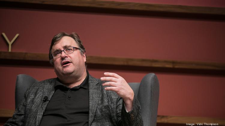 LinkedIn cofounder Reid Hoffman funded Russian-style