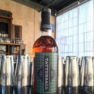 Tattersall Distilling unveils two-year-old rye whiskey - Minneapolis / St. Paul Business Journal