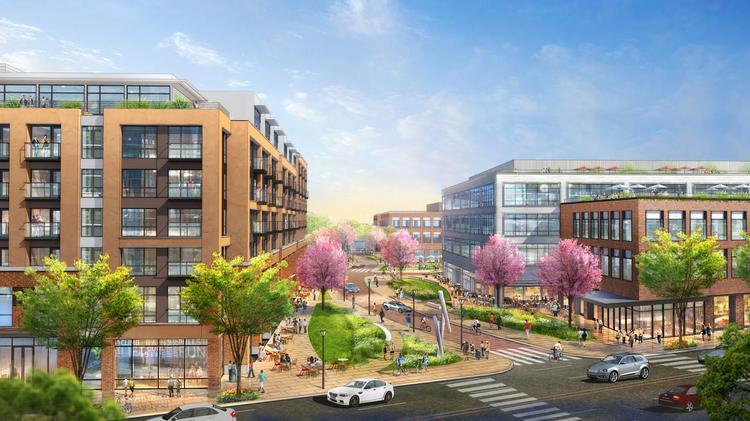 Apartment powerhouse Greystar shifts to office development