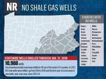 Parsing the list: Gas well drilling shifts to southwest Pa. as number of new wells increases in 2017