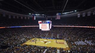 Are you happy to see plans moving ahead to replace the Erwin Center?