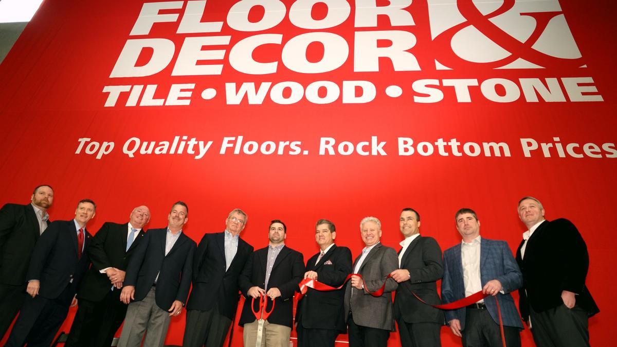 Floor Decor Store Breaks Ground In Kendall South Florida