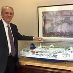 EXCLUSIVE: Cincinnati businessman pledges $50M to build floating hospital