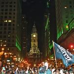 How Center City celebrated the Eagles' Super Bowl victory