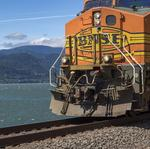 Trains and blockchain? BNSF becomes first Class I railroad to join this high-tech alliance