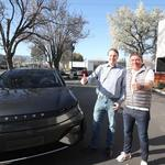 <strong>Reid</strong> <strong>Hoffman</strong> joins Palo Alto self-driving car startup's board after $90M funding round