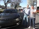 Chinese Tesla rival Byton teams up with hot Valley self-driving car company