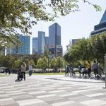 Urbanist applauds downtown Dallas' redevelopment success